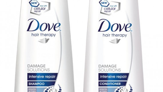 Dove Intense repair shampoo review and conditioner review