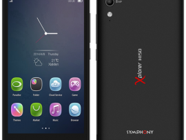 Symphony new mobile: Symphony xplorer H150 Review