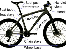 What Size Bicycle Do you Need: Bike frame sizes, charts and fitting tips
