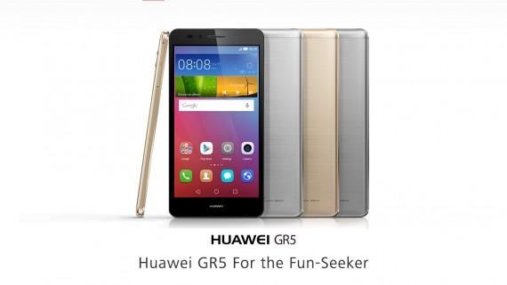 Huawei launches GR5 and Mate 8 smartphones in Bangladesh