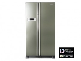 Samsung  refrigerator Side-BY-Side Model RS21HSTPN1