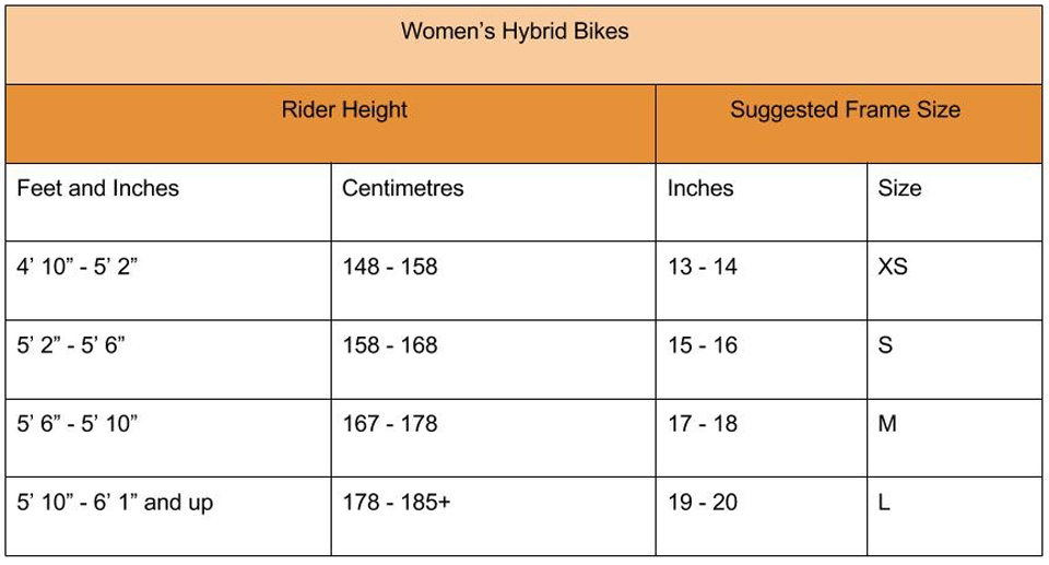women-hybrid-bike-size-guide-product-review-bd