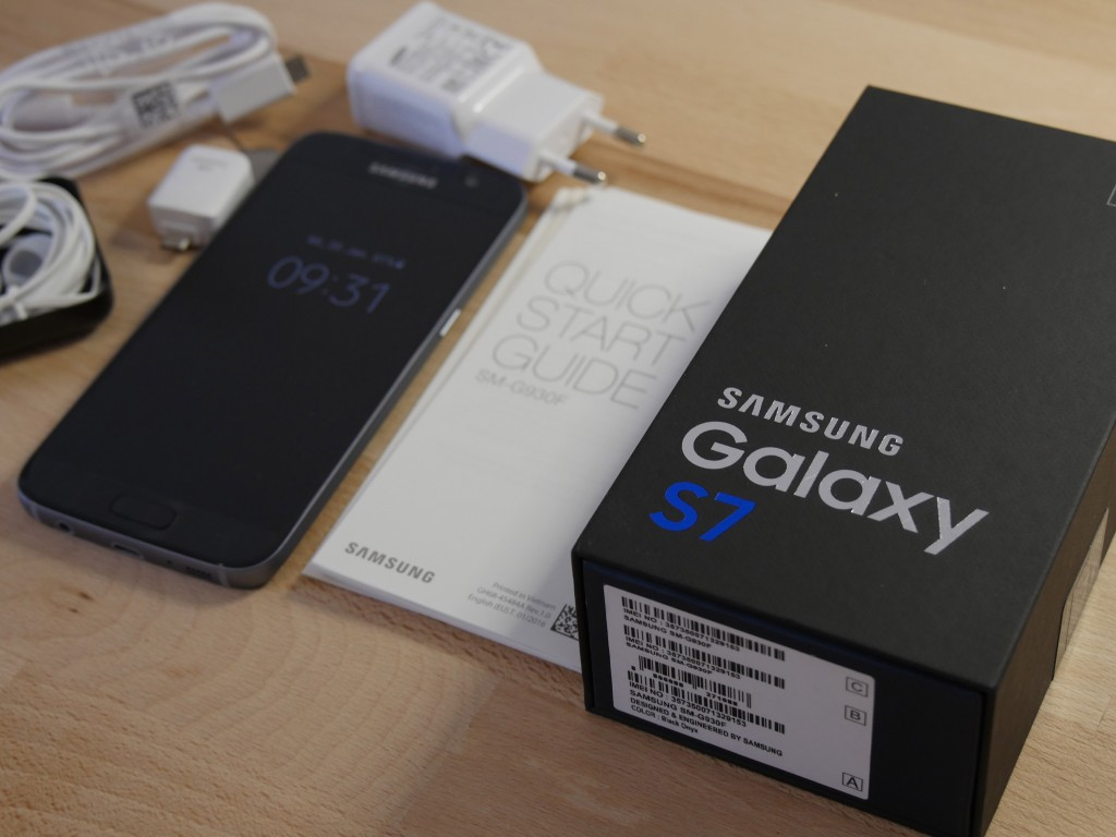 GalaxyS7_Unboxing