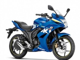 Suzuki Gixxer SF 150 Review-2016