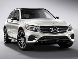 Mercedes-Benz car Bangladesh launches latest SUV-The GLC300
