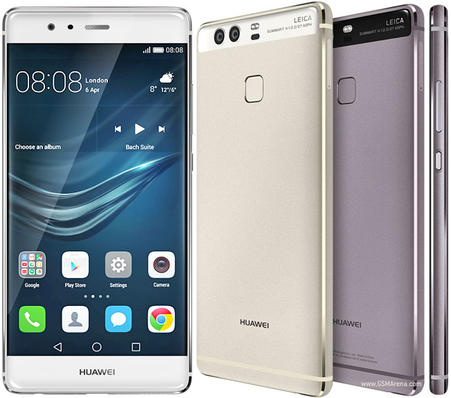 Huawei P9 Smartphone -diplay-product-reviewbd
