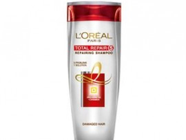 L Oréal paris total repair 5 shampoo review