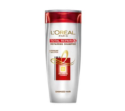 l'oreal total repair 5 shampoo