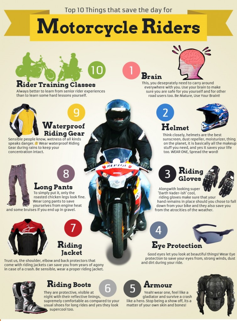 motorcycle rider-safety