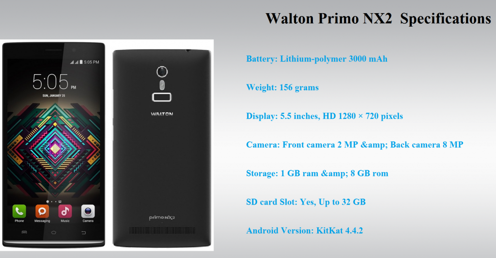 walton-primo-nx2-phone-specifications