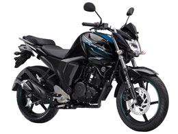Yamaha FZ -fi-v2-blue-productreviewbd