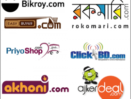 Top E-commerce website in Bangladesh: Online shopping bd