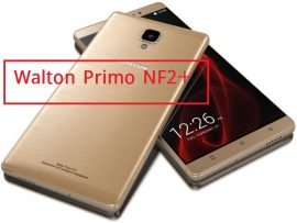 Walton Primo NF2+ The Latest Walton Mobile from Walton BD | Walton latest phone