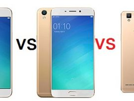 Oppo F1s vs Oppo F1 vs Oppo F1 Plus Feautes,specification& price in Bangladesh comparison
