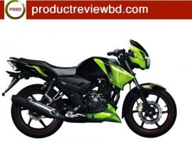TVS Apache RTR (New) Price in Bangladesh 2017
