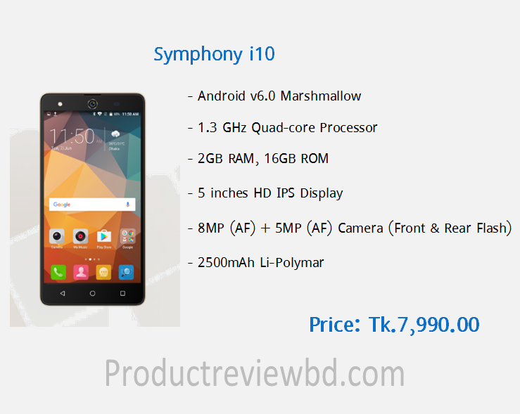symphony-i10-price-in-bangladesh