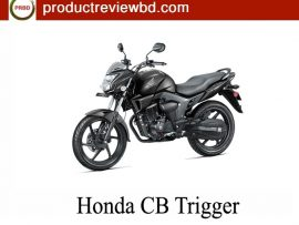 Honda CB Trigger Motorcycle Price in Bangladesh 2017