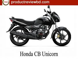 Honda CB Unicorn Motorcycle Price in Bangladesh 2017