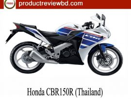 Honda CBR150R (Thailand Edition) Motorcycle Price in Bangladesh 2017