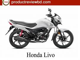 Honda Livo Motorcycle Price in Bangladesh 2017