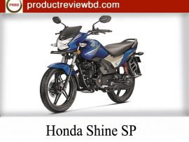 Honda Shine SP Motorcycle Price in Bangladesh 2017