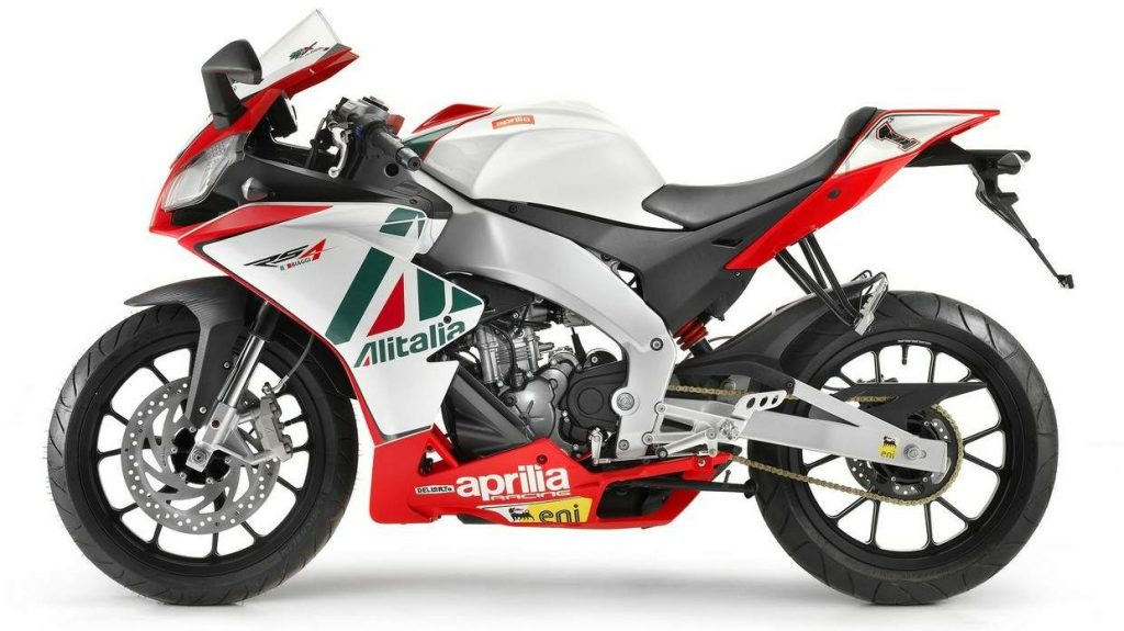 Aprilia RS4 125 motorcycle