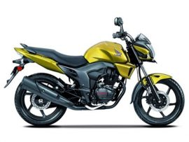 Honda CB Trigger DD Motorcycle Price in Bangladesh and Full Specification