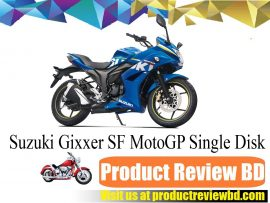SUZUKI GIXXER SF MOTOGP SD Motorcycle Price in Bangladesh and Full Specification