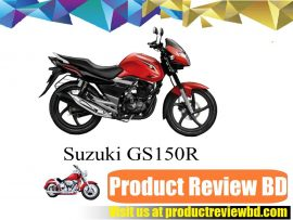SUZUKI GS150R Motorcycle Price in Bangladesh and Full Specification