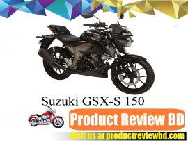SUZUKI GSX-S 150 Motorcycle Price in Bangladesh and Full Specification