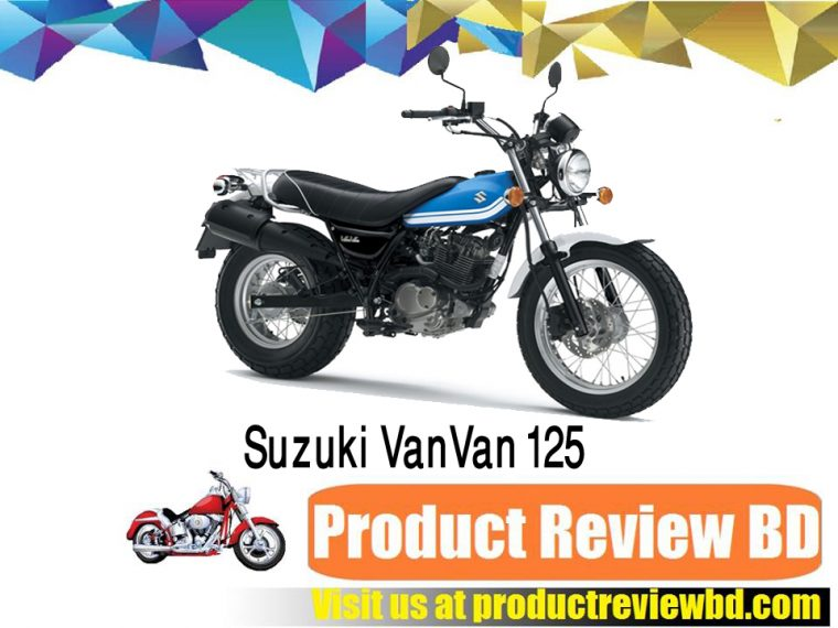 suzuki vanvan 125 motorcycle price in bangladesh and full. Black Bedroom Furniture Sets. Home Design Ideas