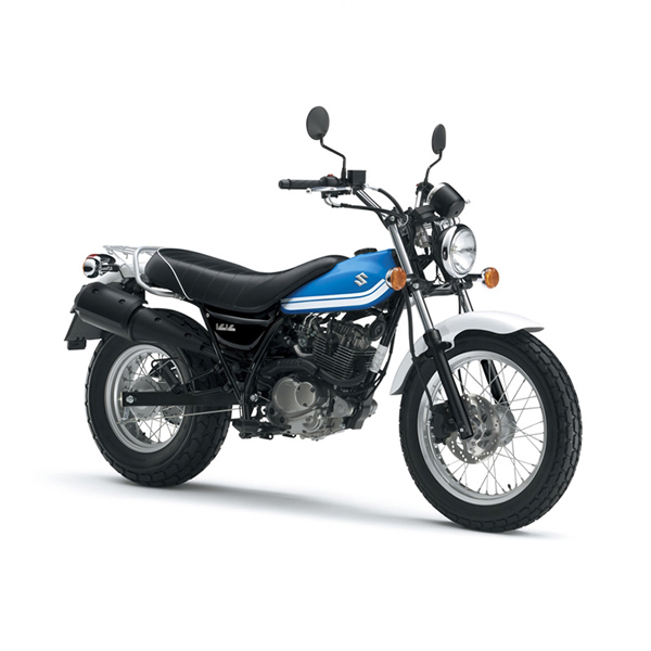 Suzuki VanVan 125 Motorcycle Price in Bangladesh 2017