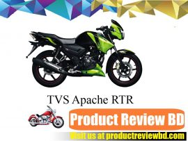 TVS Apache RTR Motorcycle Price in Bangladesh and Full Specification