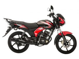 TVS Stryker 125 Motorcycle Price in Bangladesh and Full Specification