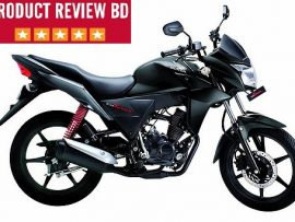 Honda CB Twister Motorcycle price in Bangladesh & Specification