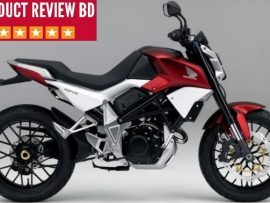 Honda SFA 150 Motorcycle price in Bangladesh