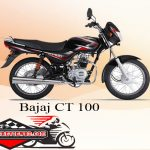 Bajaj CT100 motorcycle