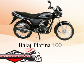 Bajaj Platina 100 motorcycle Price in Bangladesh Showroom, Review, Features