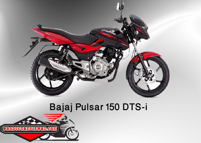 Bajaj Pulsar 150 DTS-i Motorcycle Price in Bangladesh Showroom Review  Features