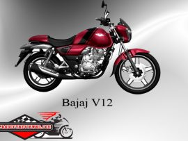 Bajaj V12 motorcycle Price in Bangladesh Showroom, Review, Features