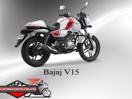 Bajaj V15 motorcycle Price in Bangladesh Showroom, Review, Features