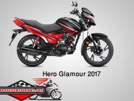 Hero Glamour 2017 Edition Motorcycle Price in Bangladesh & Specification