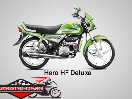 Hero HF Deluxe Motorcycle Price in Bangladesh & Specification