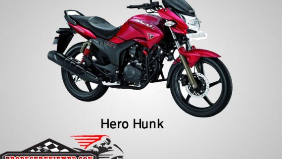 Hero Hunk Motorcycle Price in Bangladesh & Specification