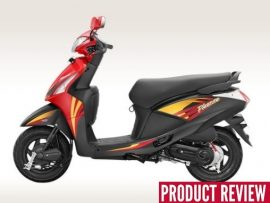 Hero Pleasure Motorcycle Price in Bangladesh & Specification