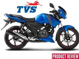 TVS Motorcycle Price in Bangladesh 2017