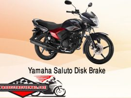 Yamaha Saluto Disk Brake Motorcycle Price in Bangladesh Showroom, Review, Features