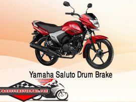Yamaha Saluto Drum Brake Motorcycle Price in Bangladesh Showroom, Review, Features
