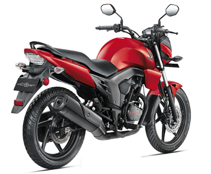 Honda CB Trigger motorcycle price in Bangladesh