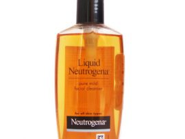 Liquid Neutrogena Pure Mild Facial Cleanser রিভিউ